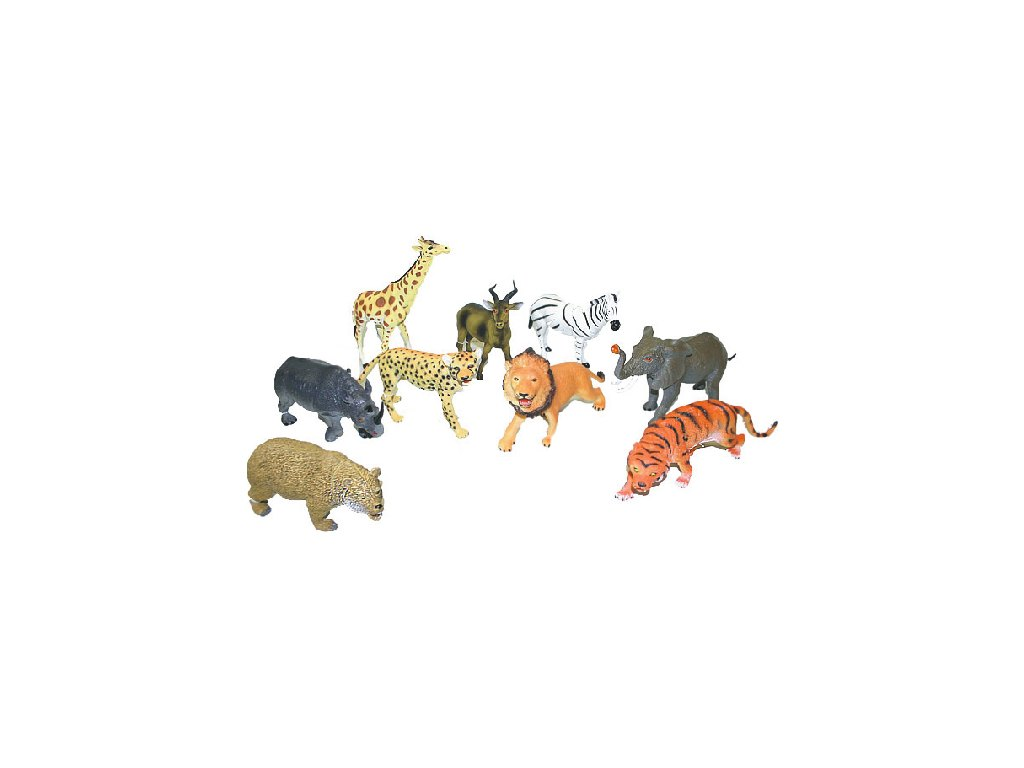 zvířata divoká 23 - 31 cm Medvěd