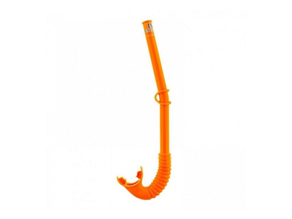 INTEX Šnorchl 55922 oranžový