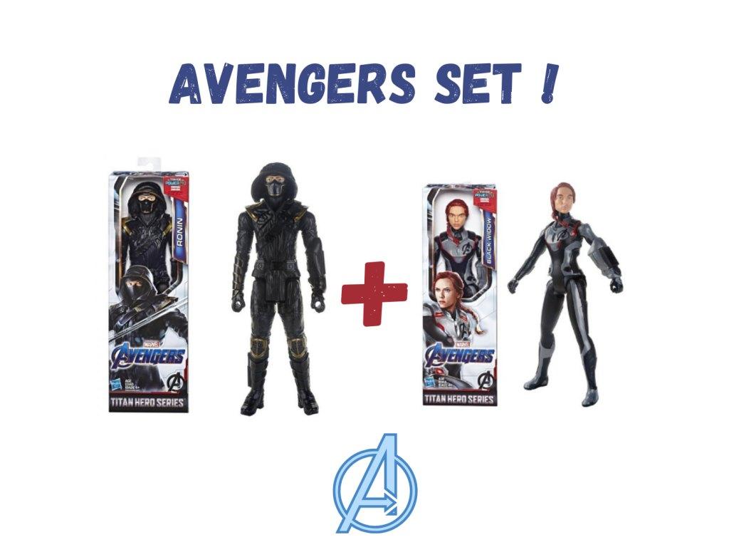 Avengers set !
