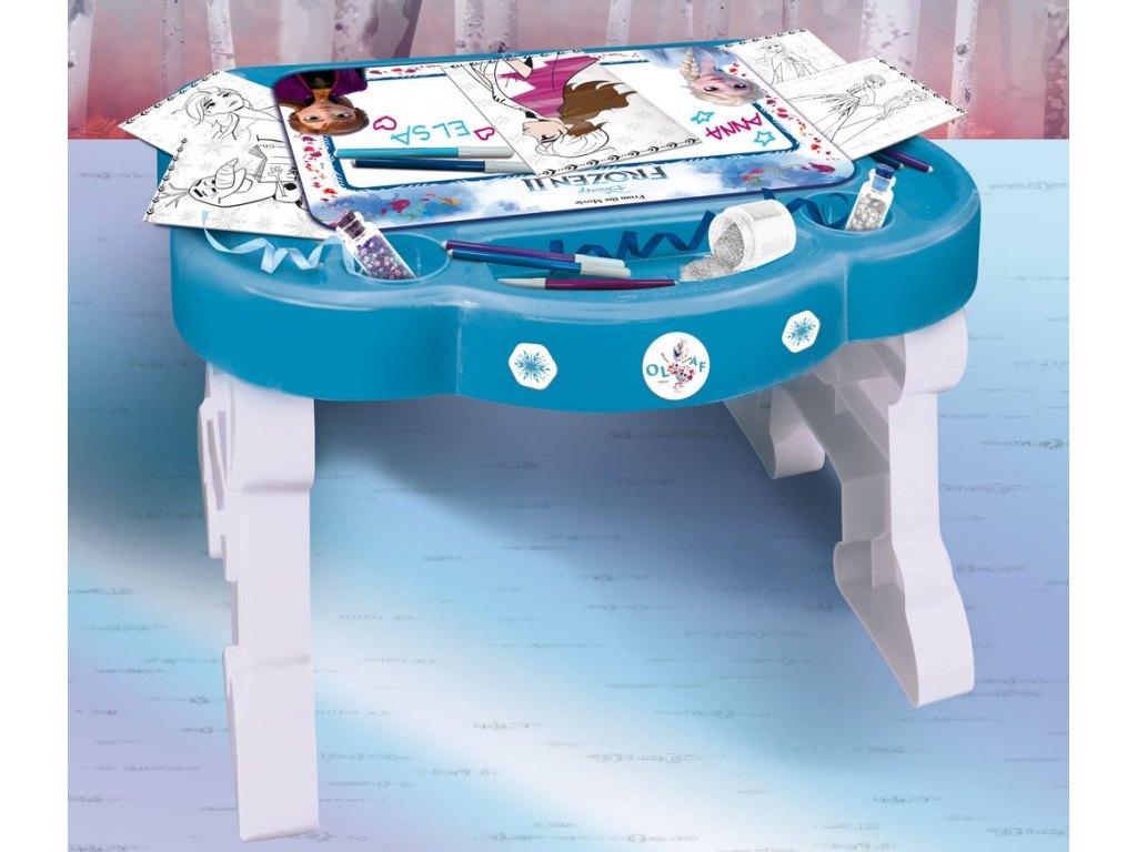 frozen stůl