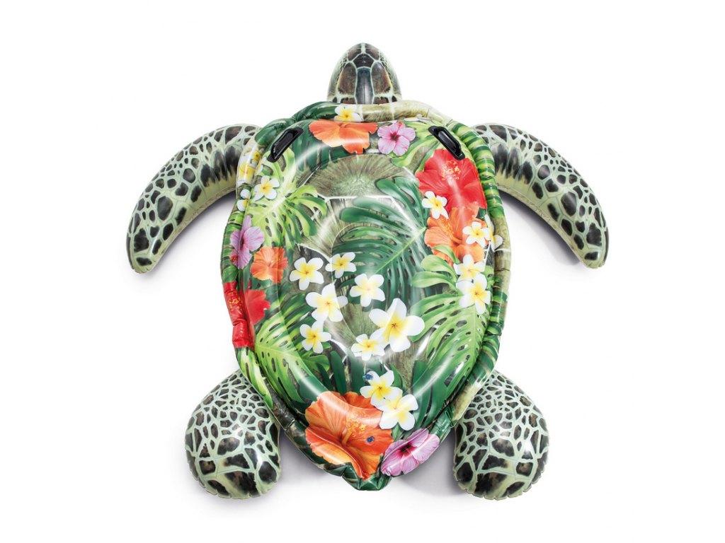 Nafukovací sedátko želva, 191 x 170 cm