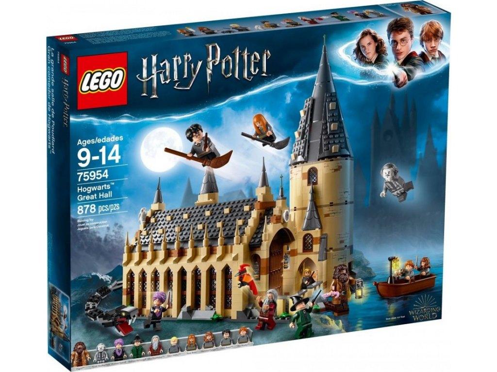 LEGO Harry Potter 75954 Bradavická Velká síň 1
