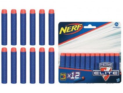 Nerf Elite náhradní šipky 12 ks 3