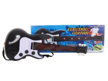 Rocková kytara elektrická