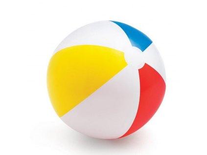 Nafukovací míč duha, 51 cm