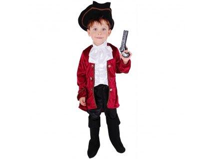 Dětský kostým Kapitán Hook (L)