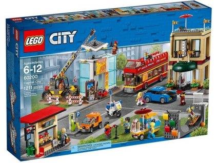 LEGO City Town 60200 Hlavní město 1