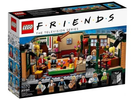 LEGO Ideas 21319 Central Perk 1