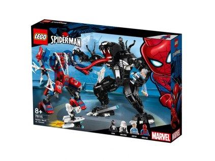 LEGO Super Heroes 76115 Spider Mech vs. Venom 1