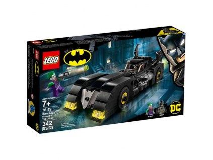 LEGO Super Heroes 76119 Batmobile pronásledování Jokera 1