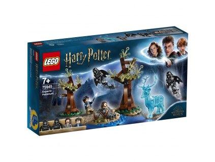 LEGO Harry Potter 75945 Expecto patronum 1
