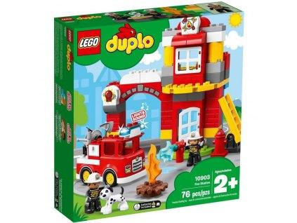 LEGO DUPLO Town 10901 Hasičské auto 1