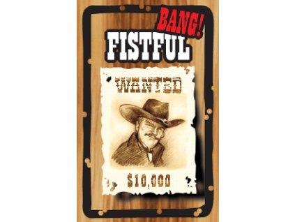 Bang! Fistful - rozšíření BANG