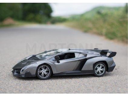 Luxusní auto na dálkové ovládání 30 cm
