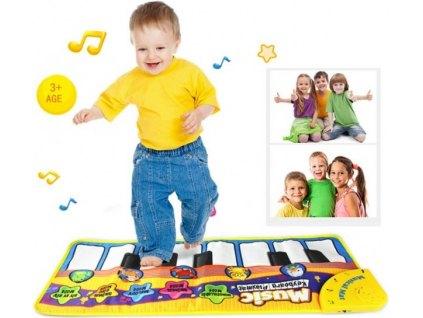 piano dečka pro děti