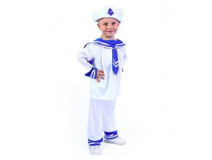 Kostým námořník dětský, vel. S EKO