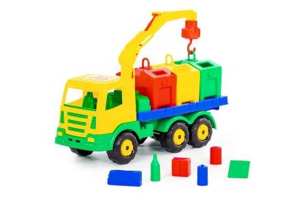 Auto pro převoz kontejnerů