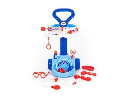 Doktorský vozík pro budoucí lékaře