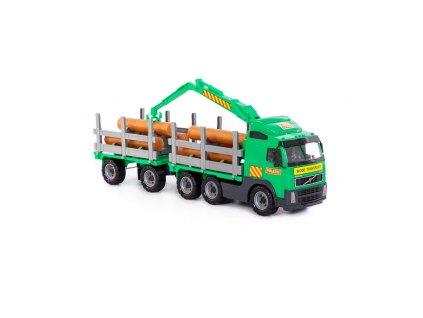 Auto lesnické s přívěsem 74 cm