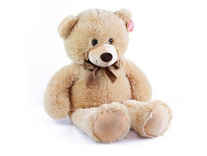 Velký plyšový medvěd Bono, 80 cm