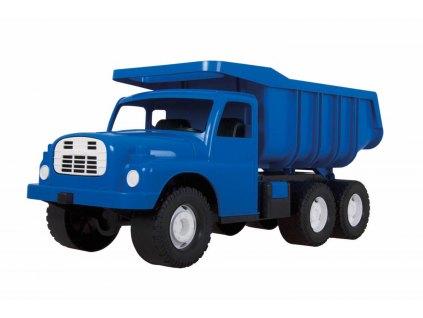 auto Tatra 148 modrá, plastová
