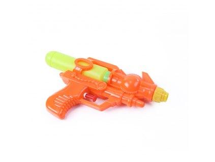 pistole vodní 20 cm 3 barvy