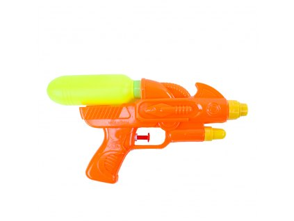 pistole vodní 24 cm oranžová