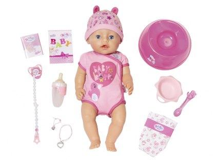 Panenka BABY born, holčička