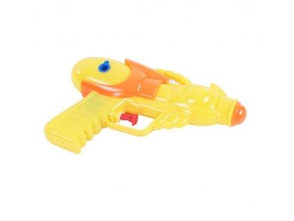 pistole vodní 15 cm 2 barvy