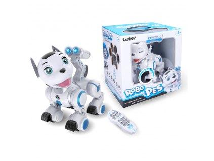 Robo-pes RC - pes na dálkové ovládání