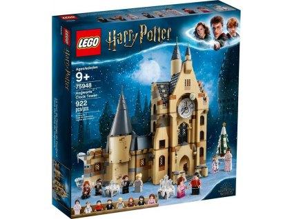LEGO Harry Potter 75948 Hodinová věž v Bradavicích 1