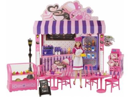 panenka a cukrárna