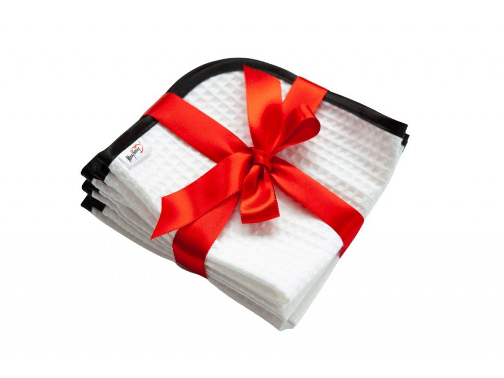 Set malých ručníků na obličej ze 100% bavlny - 5 Happy Evenings