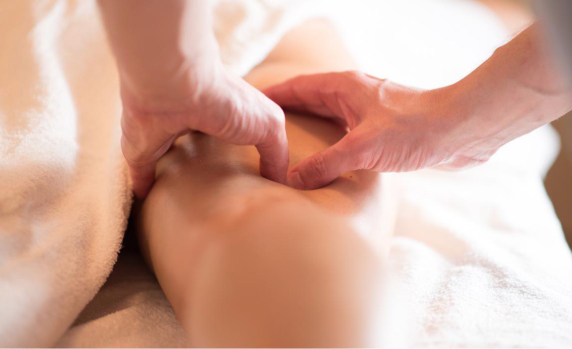 Masáž proti celulitidě