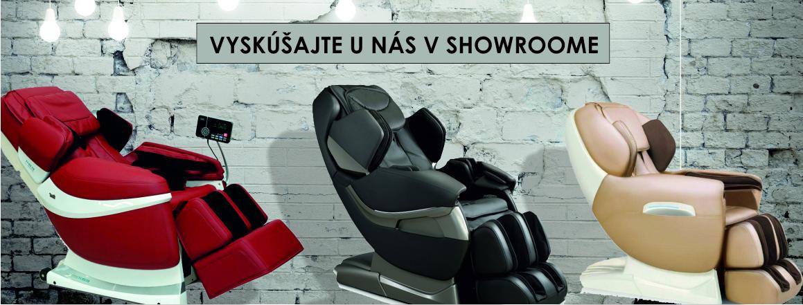 Kúpte si masážne kreslo u jediného predajcu zo Slovenska