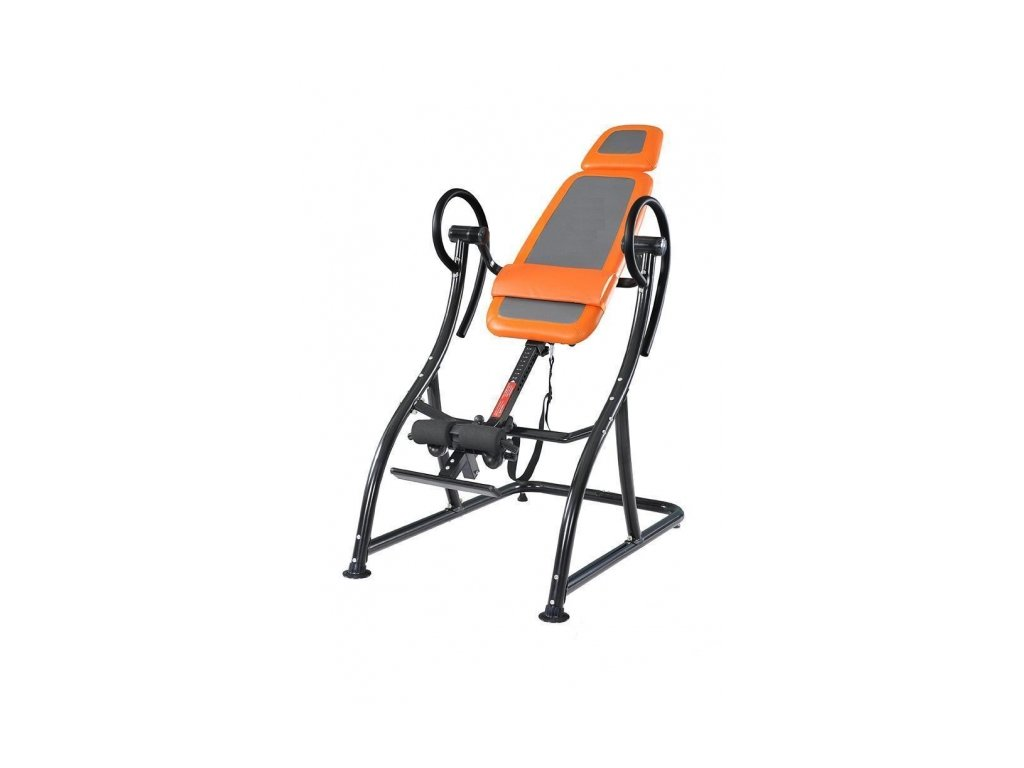Inverzny relaxacny stol PROMED XJ06 orange