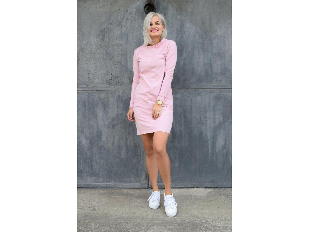 MAXI šaty SHORT