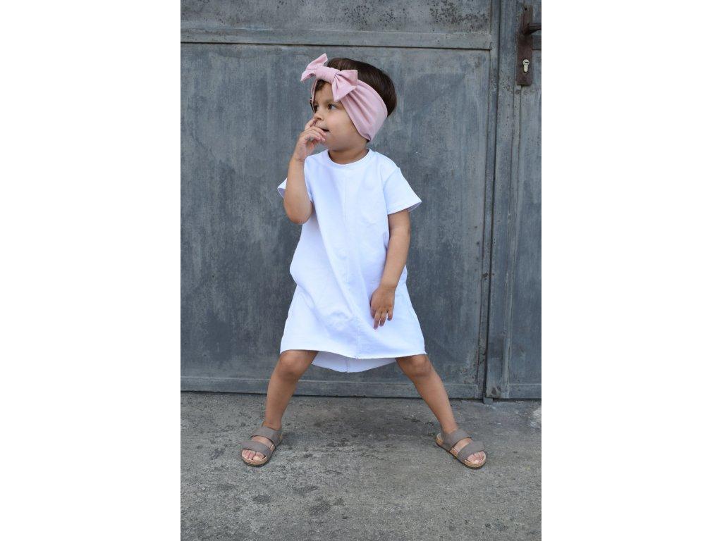 Dětské šaty INVISIBLE