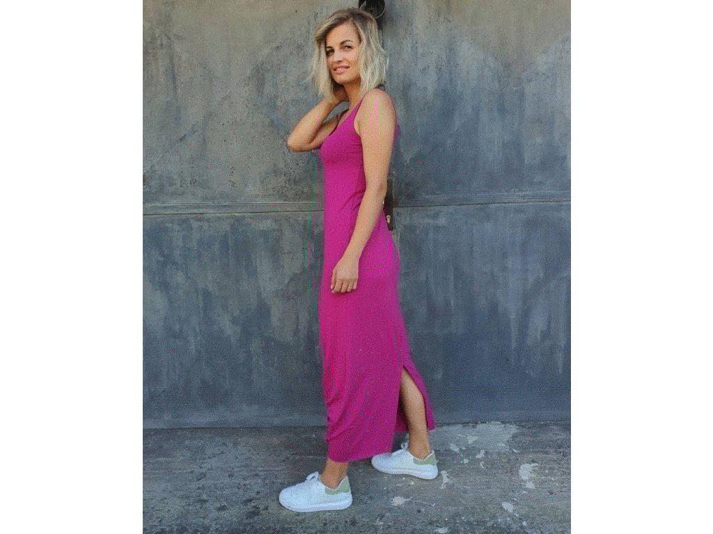 Uzlíkové šaty