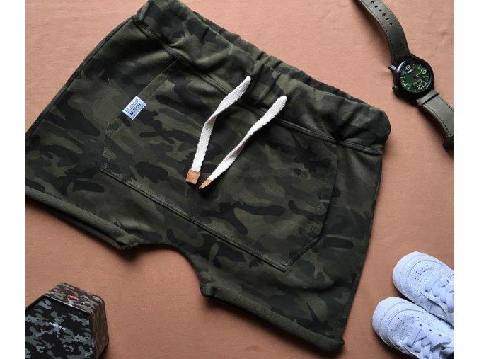 Klokánkové šortky