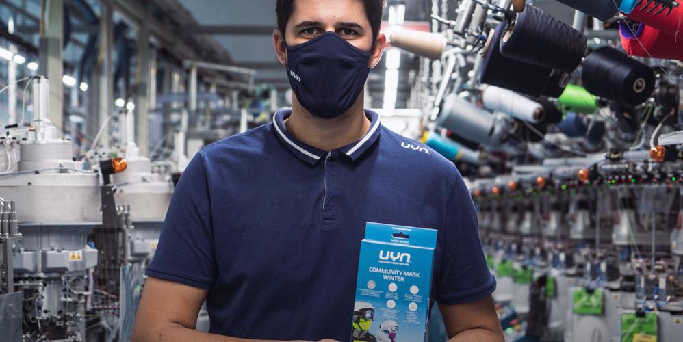 Čo všetko sa skrýva za výrobou UYN rúška?