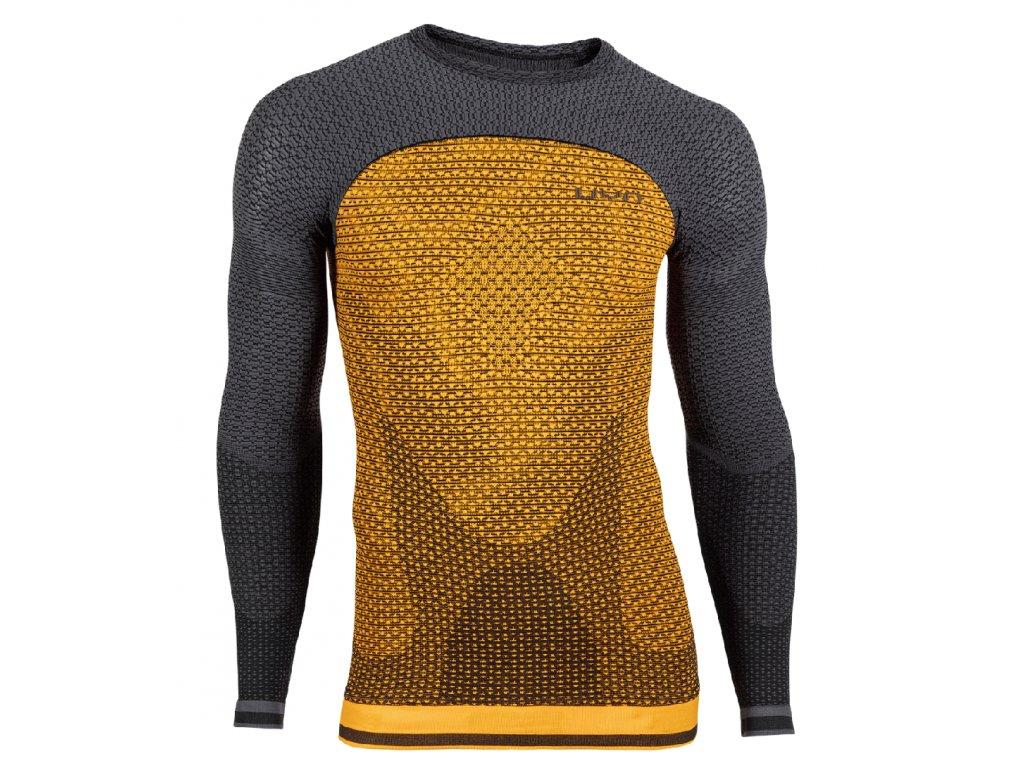 UYN Man Running Alpha Shirt Long Sleeve
