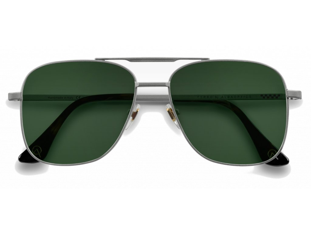 Alba Optics MasimSport Okuliare FERRO Silver Leaf