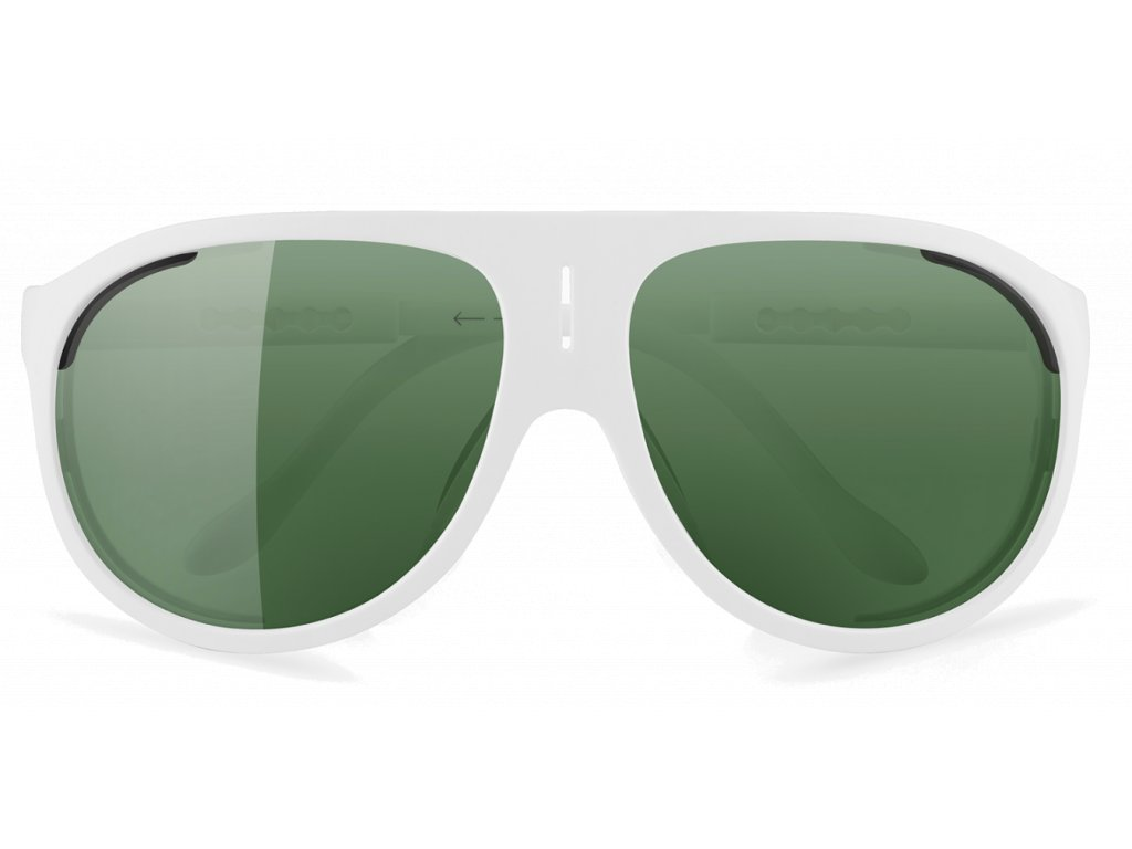Alba Optics MasimSport Okuliare SOLO WHT LEAF