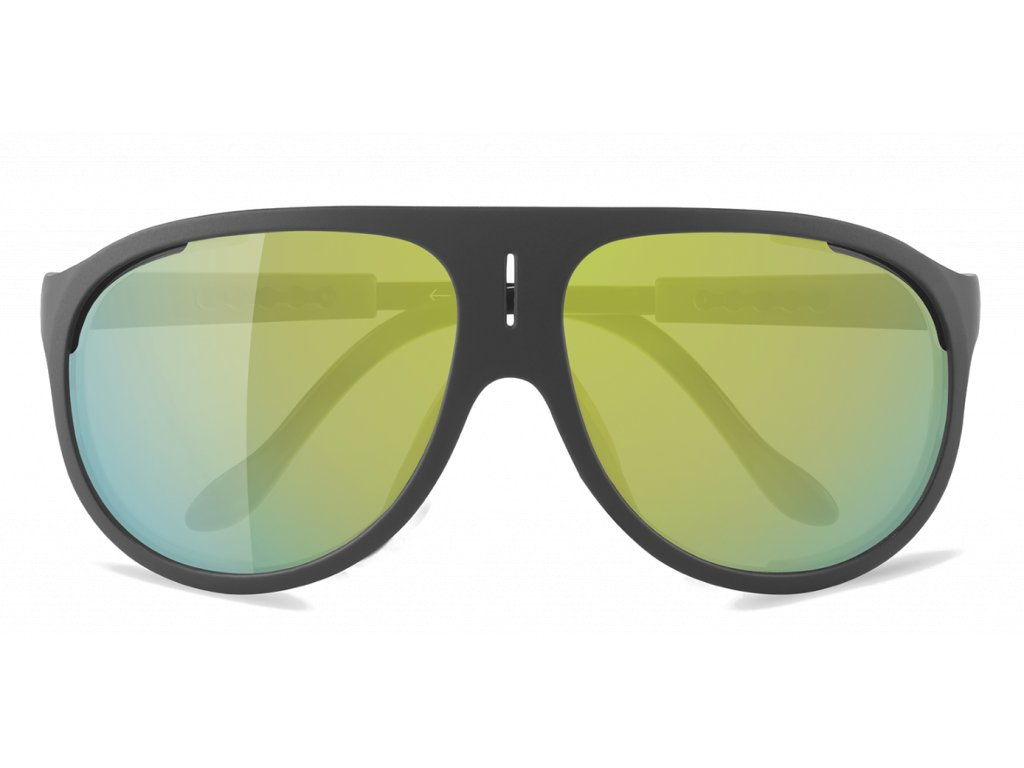 Alba Optics MasimSport Okuliare SOLO BLK VZUM ML KING