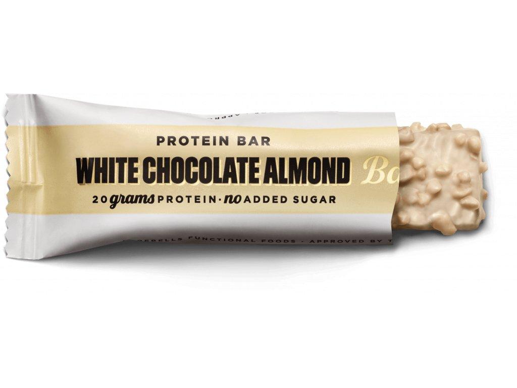 BB Proteinbar WhiteChocolateAlmond L2 LOW