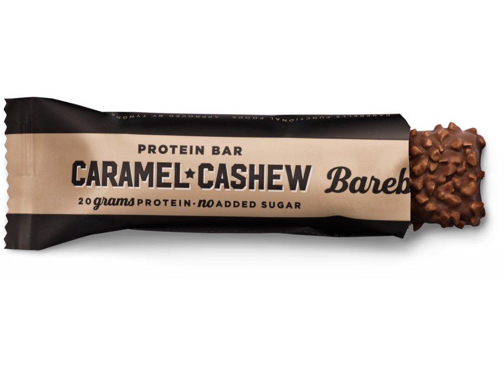 Barebells MasimSport tycinky CaramelCashew
