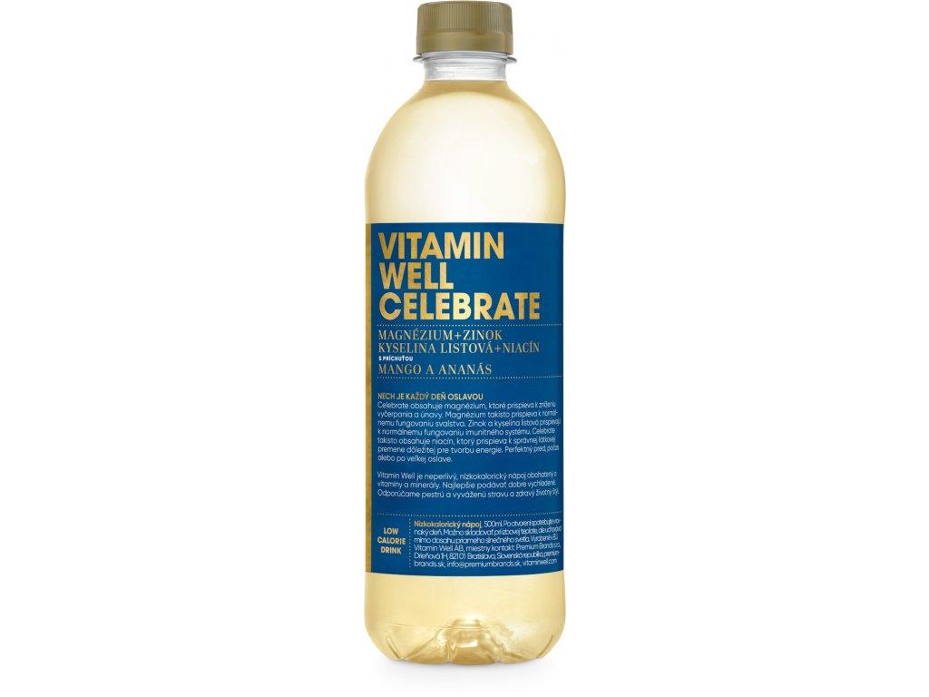 VitaminWell vitamin napoj MasimSport Celebrate