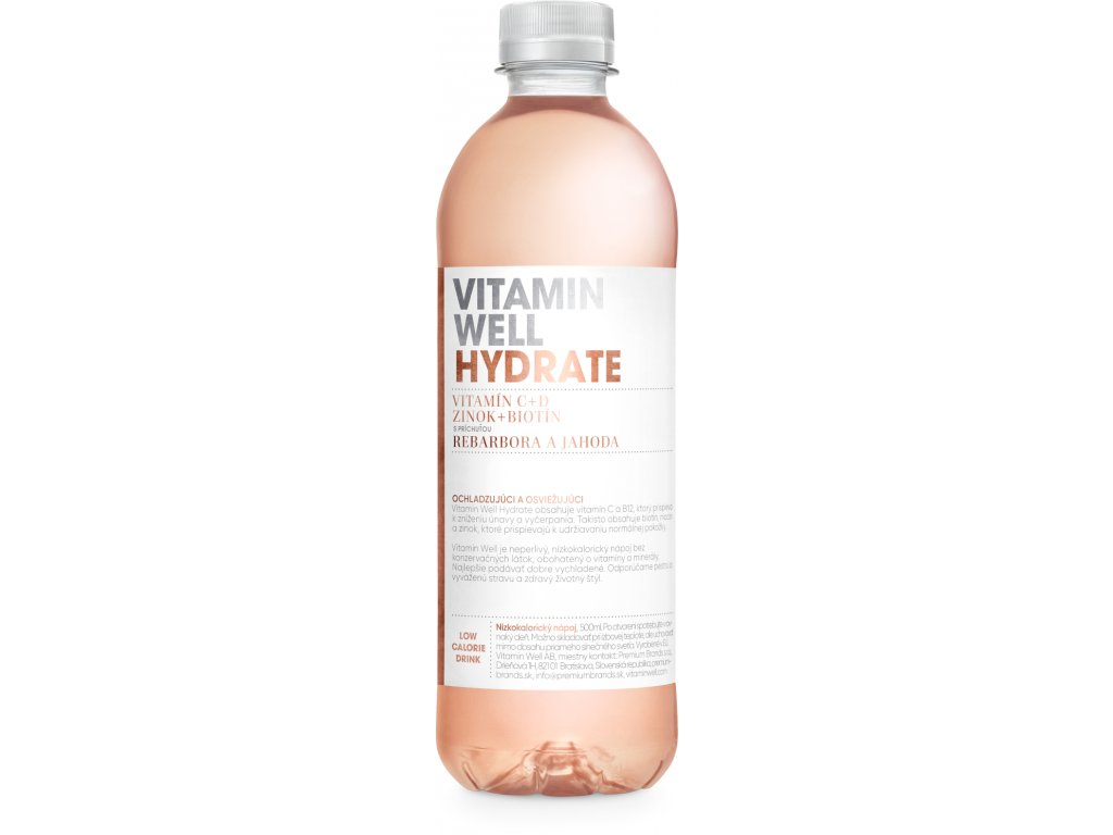 VitaminWell vitamin napoj MasimSport Hydrate