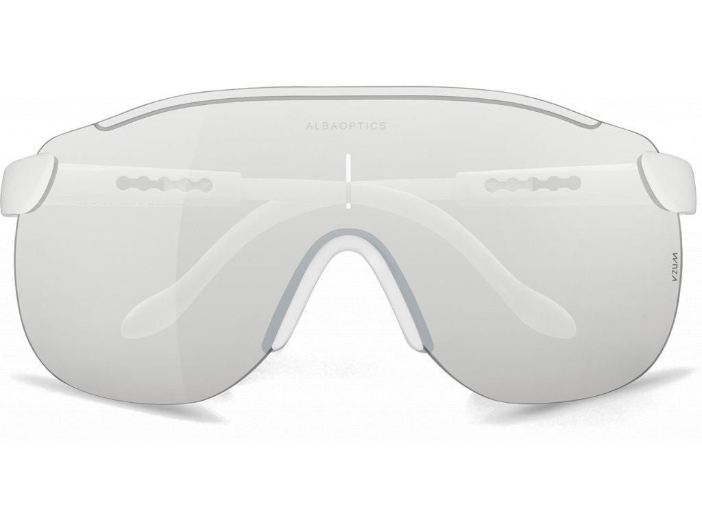 Alba Optics MasimSport Okuliare STRATOS WHT VZUM F LENS